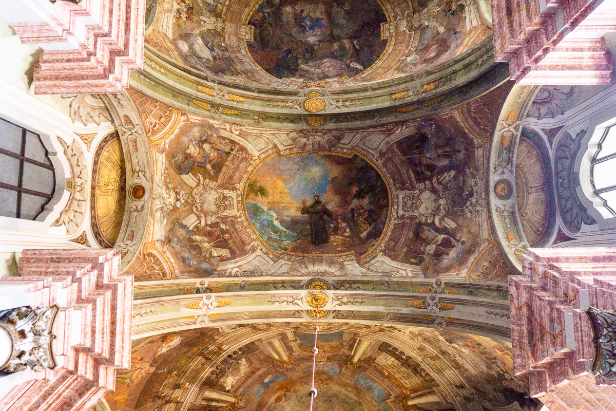 Dobo ter church's frescoes
