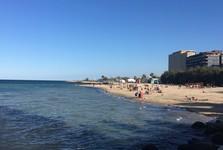 Bari sand beach