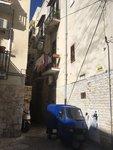 street in Bari old town