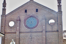 San Francesco's church (Piacenza)