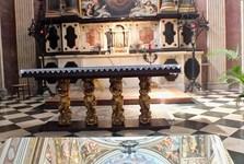 St Francesco's church  (Piacenza) – interior