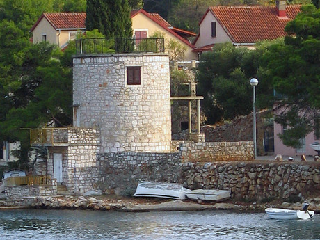 Stari Grad, old wind mill