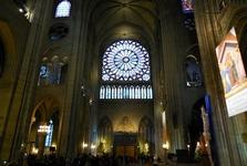 Katedrála Notre Dame (vnútorna výzdoba)