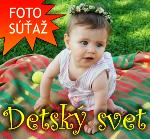 Fotosúťaž - Detský svet
